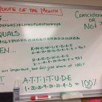 Attitude vs Knowledge/Hard work