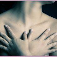 Bernadette Smith-Kissing My Breasts Goodbye